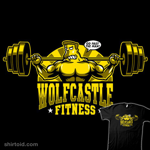 Wolfcastle Fitness