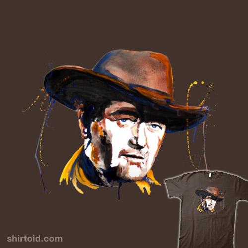 John Wayne – The Man