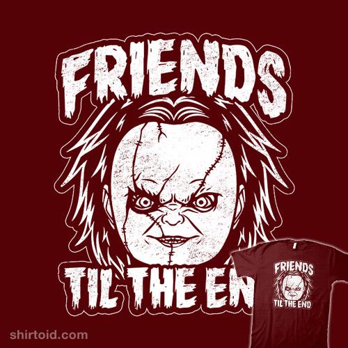 Chucky Friends Til The End