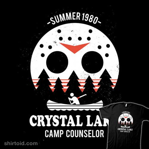 Crystal Lake Camp Counselor