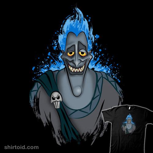 God of the Underworld | Shirtoid  God of the Unde...