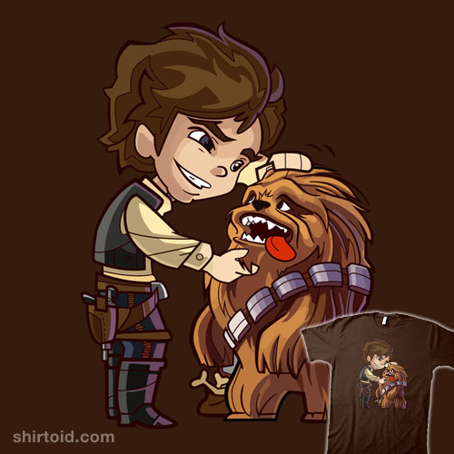 Have You Pet Your Wookiee Today?