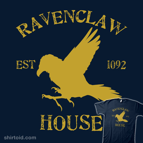 House Ravenclaw