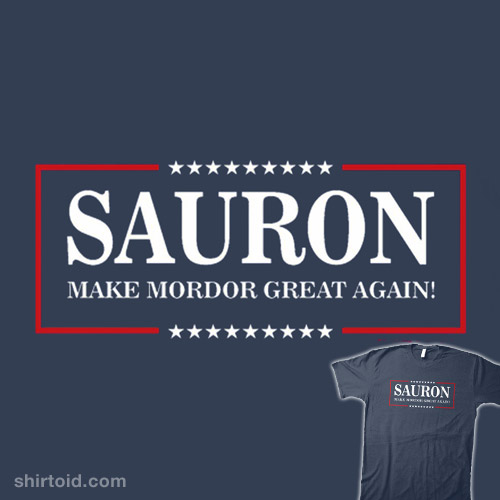 Make Mordor Great