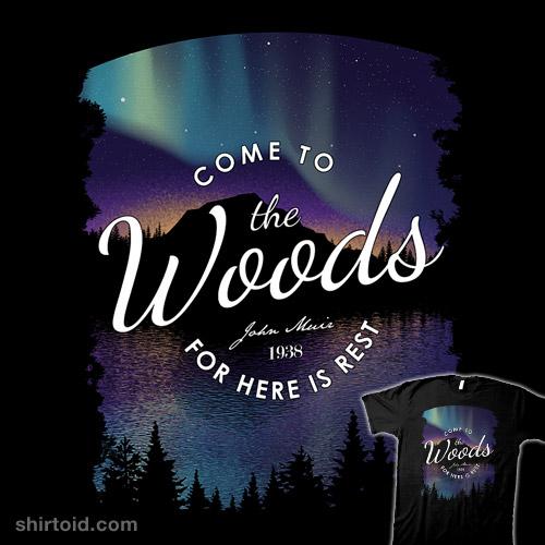 Muir's Woods