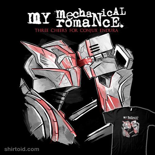 My Mechanical Romance