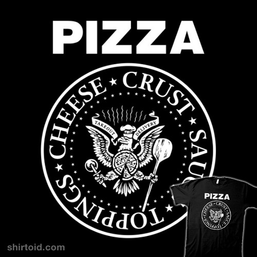 Pizza Band Tee