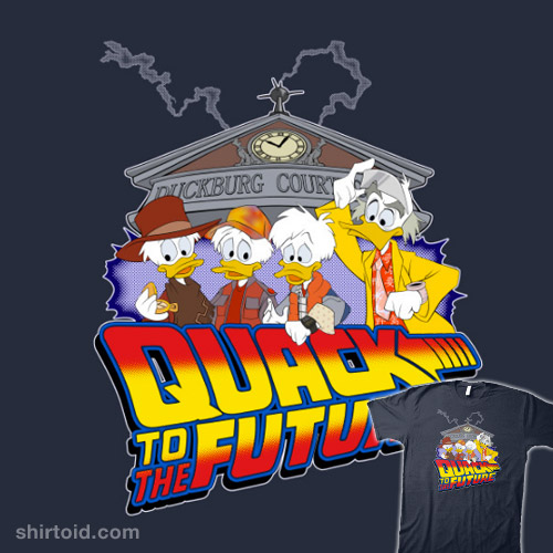 Quack to the Future