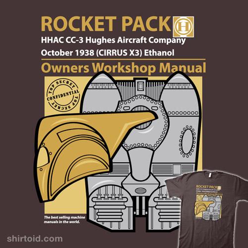 Rocket Pack Owners Manual