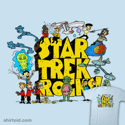 Star Trek Rocks