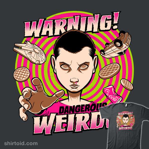 Strange Weirdo
