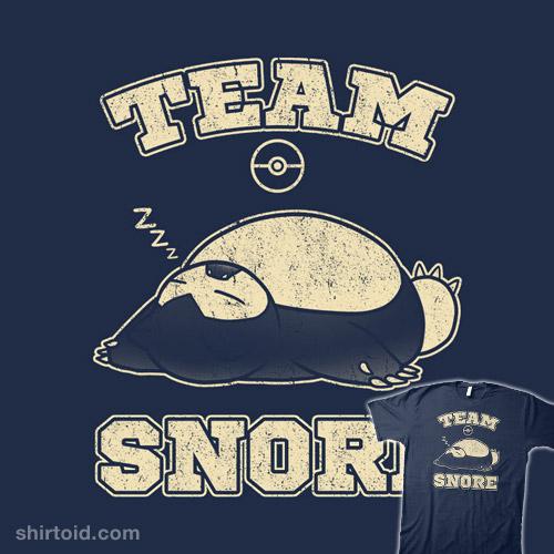 Team Snore