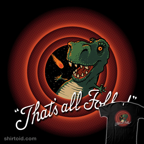 That's All T-Rex