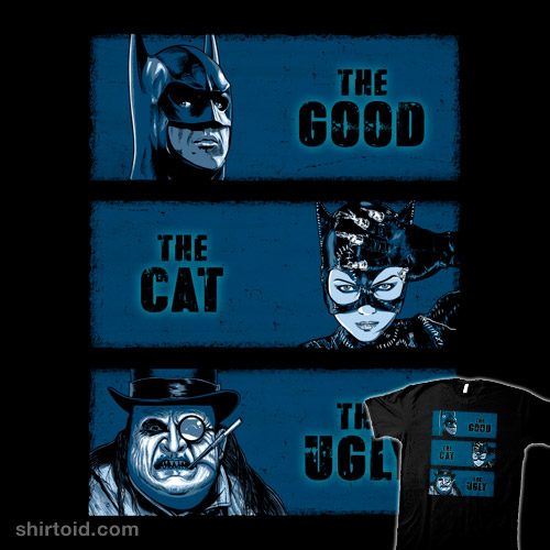 The Good, the Cat, and the Ugly