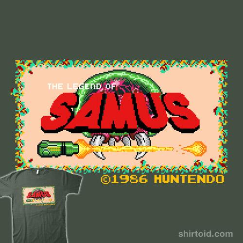 The Legend of Samus