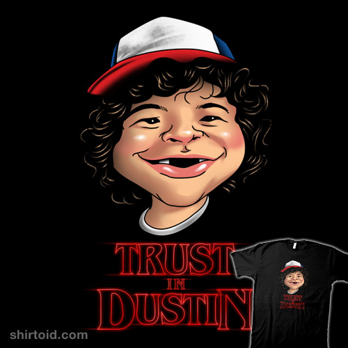 Trust in Dustin