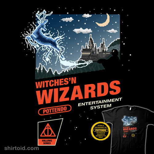 Witches'N Wizards