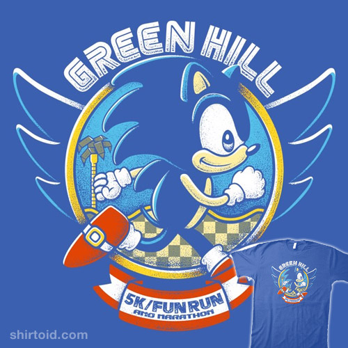 Green Hill 5K