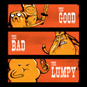 The Good, the Bad, and the Lumpy