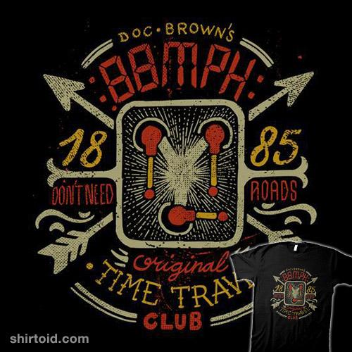 88MPH Time Travel Club
