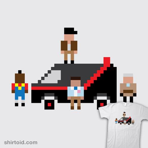 A Pixel Team