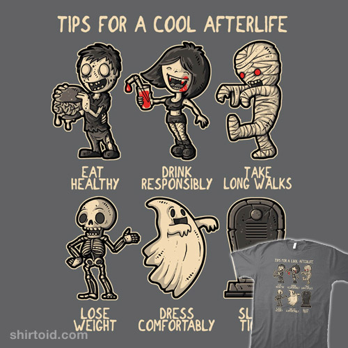 Cool Afterlife