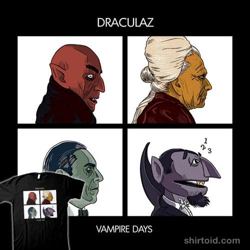 Draculaz – Vampire Days
