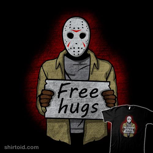 Free Hugs (Jason Voorhees)