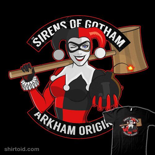 Harley Quinn SOA