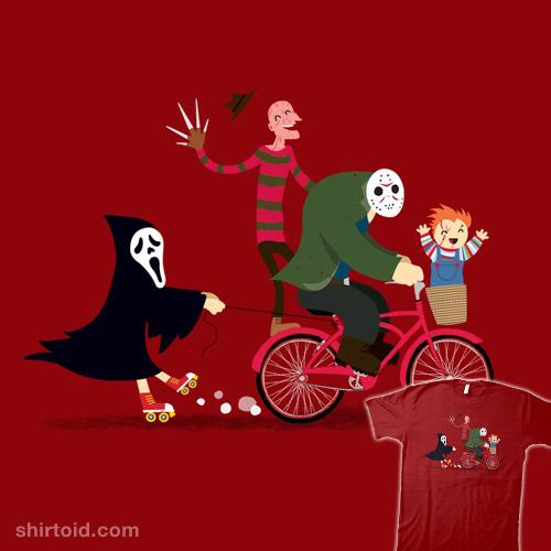 Horror Night Off