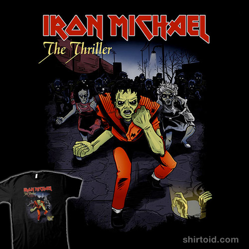 Iron Michael: The Thriller