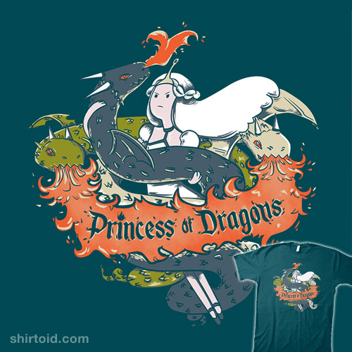 Princess of Dragons