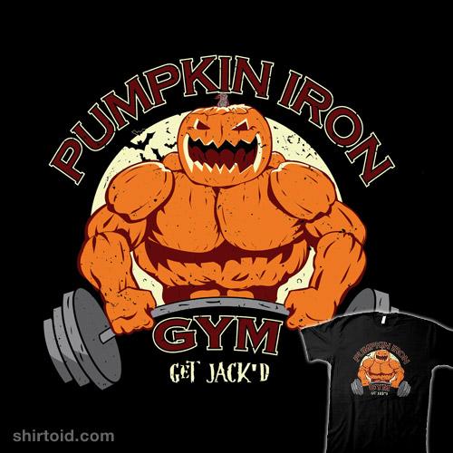Pumpkin Iron Gym
