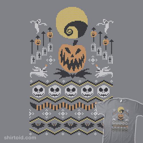 Pumpkin King Sweater