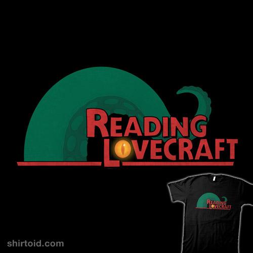 Reading Lovecraft