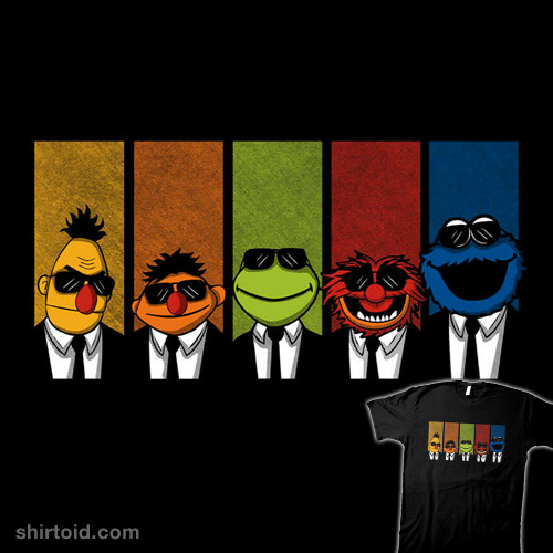 Reservoir Muppets