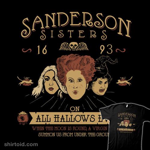 Sanderson Sisters
