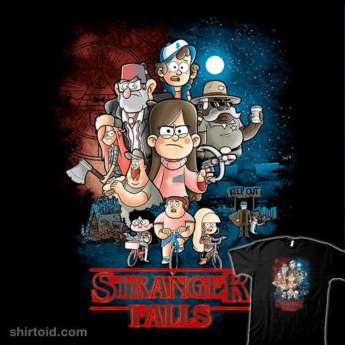 Stranger Falls