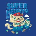 Super Meowy-o Bros