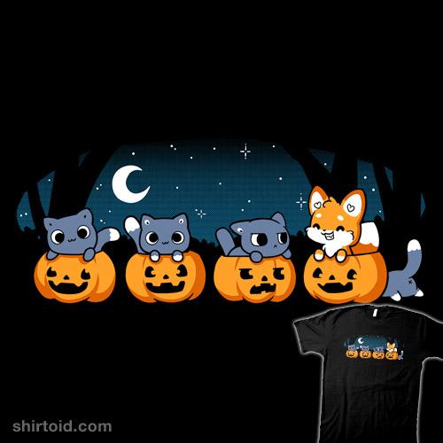 The Halloween Fox