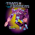 Transformers Box Art Shockwave