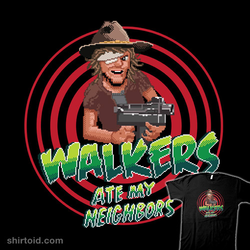 Walkers Ate My Neighbors