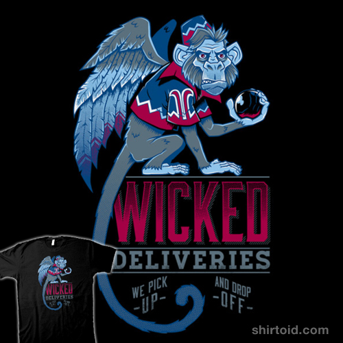 Wicked Deliveries