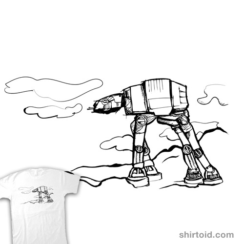 Right Back AT-AT Ya!