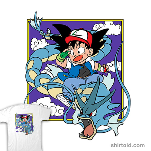 Dragon Ball Pokémon