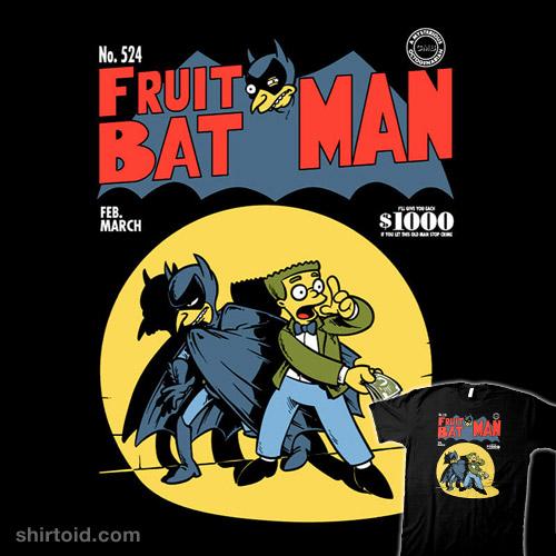 Fruitbat Man