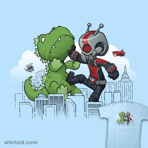 Gi-ant Battle