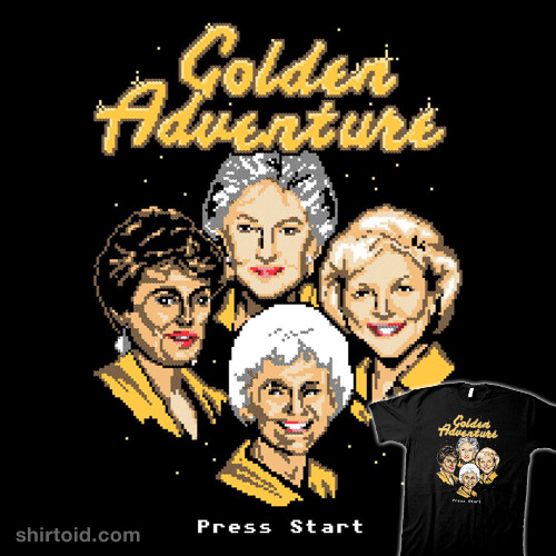 Golden Adventure