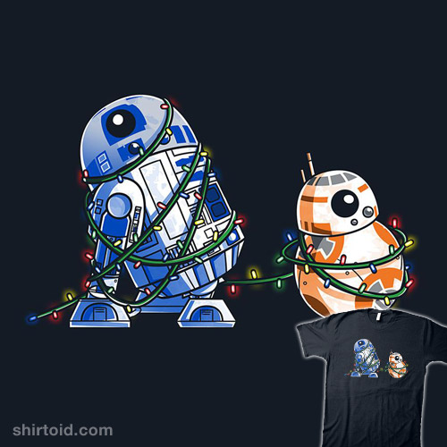 Happy Holidroids