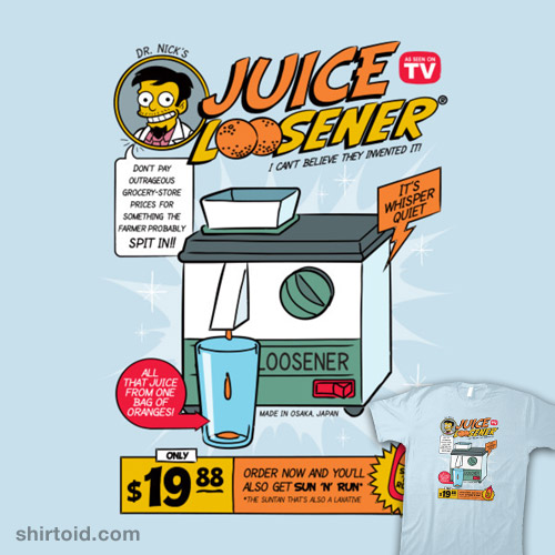Juice Loosener